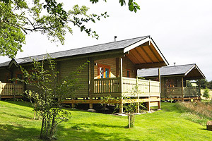 Hazel & Maple Lodges with Hot Tub