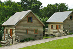 Holly, Larch and Willow Hot Tub Lodges