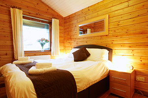 Mulberry Boutique Single Storey Log Cabin