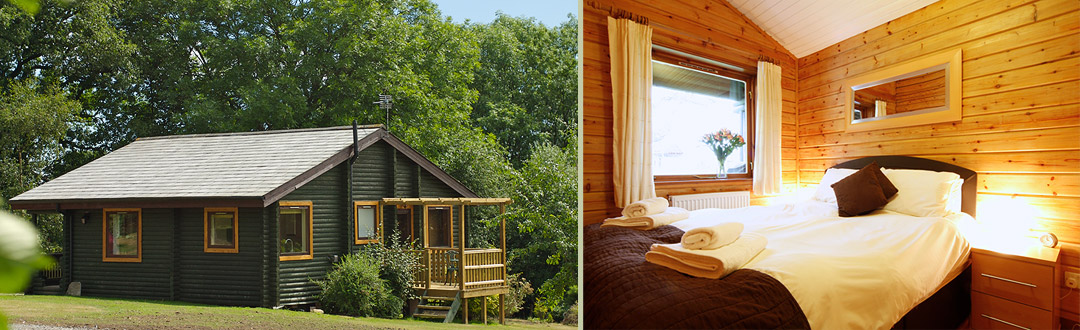 Mulberry Romantic Lodge for 2 near Richmond